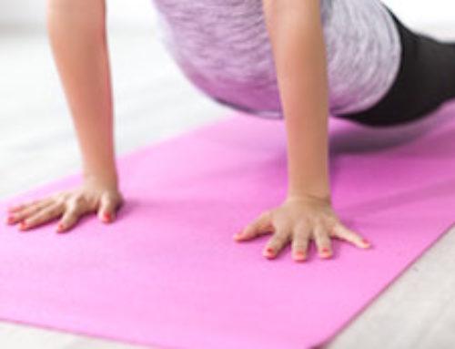Namaste! PSG's Weekly Yoga Sessions